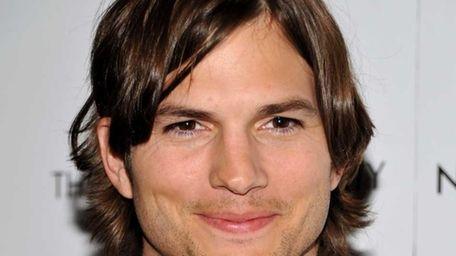Actor Ashton Kutcher will play Walden Schmidt,