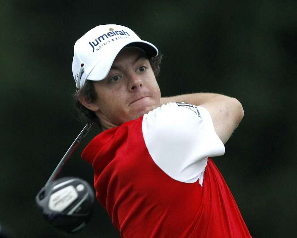 RORY MCILROY Age: 22. Country: Northern Ireland. World
