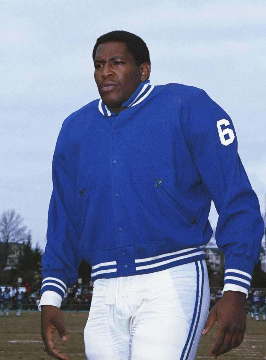 BUBBA SMITH, Baltimore Colts Bubba Smith, the standout