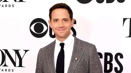 Santino Fontana had to learn more about his