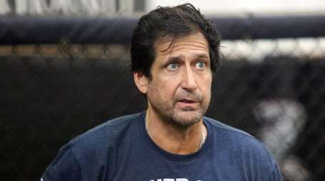 MMA trainer Ray Longo on Oct. 25, 2018.