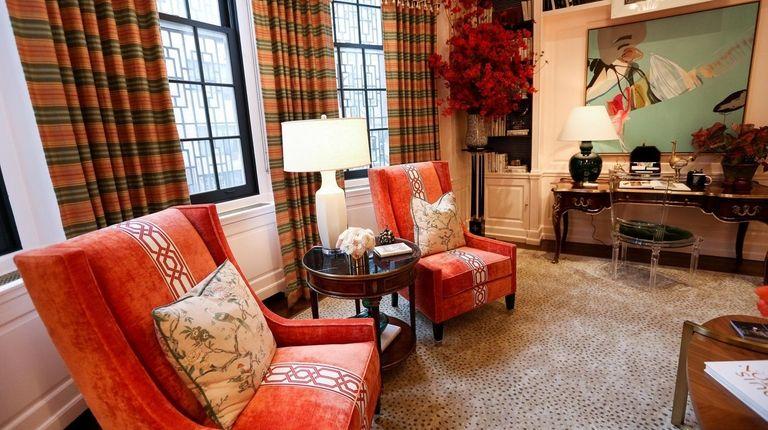 The Corey Damen Jenkins room.