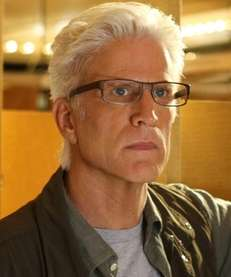 Ted Danson as investigator D.B. Russell stars in