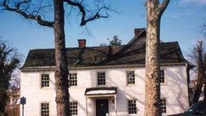 Raynham Hall Oyster Bay serves as a home