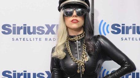 Lady Gaga visits