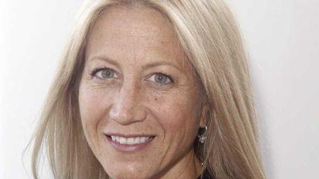 Christine Preston Scalera, poses for a portrait as