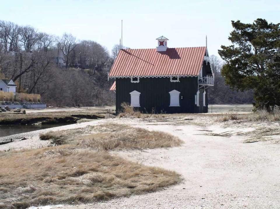 The Gamecock Cottage at Shipman's Point in Stony