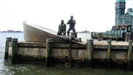 The American Merchant Marine Memorial