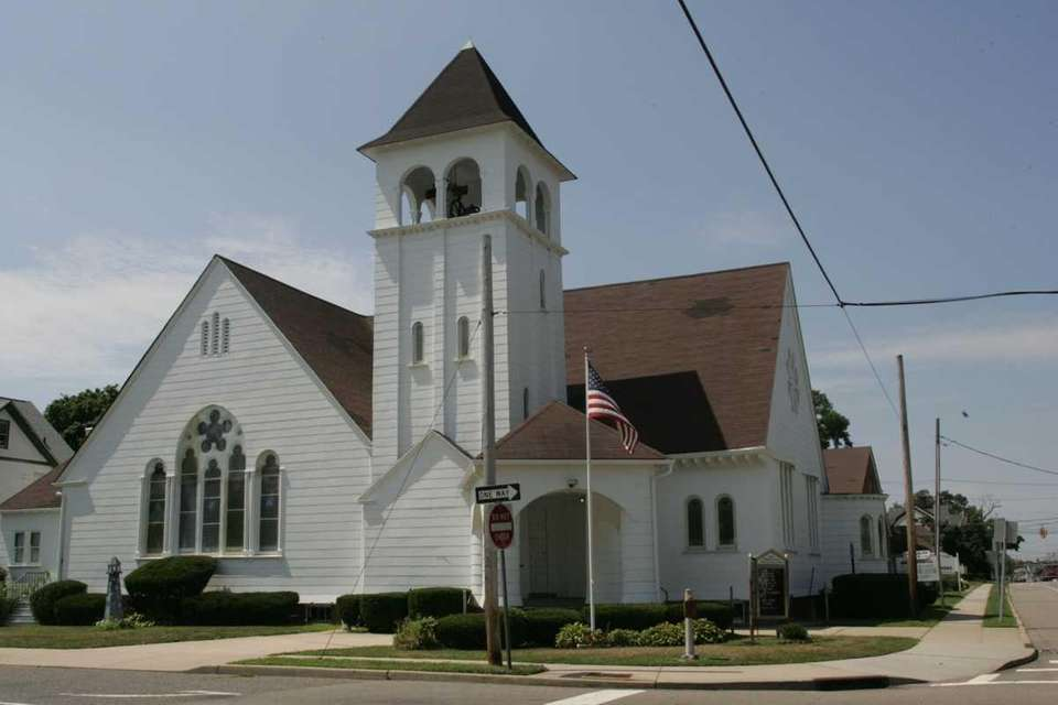 The First Congregational Church of Bay Shore was