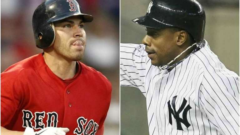 Jacoby Ellsbury and Curtis Granderson have each been
