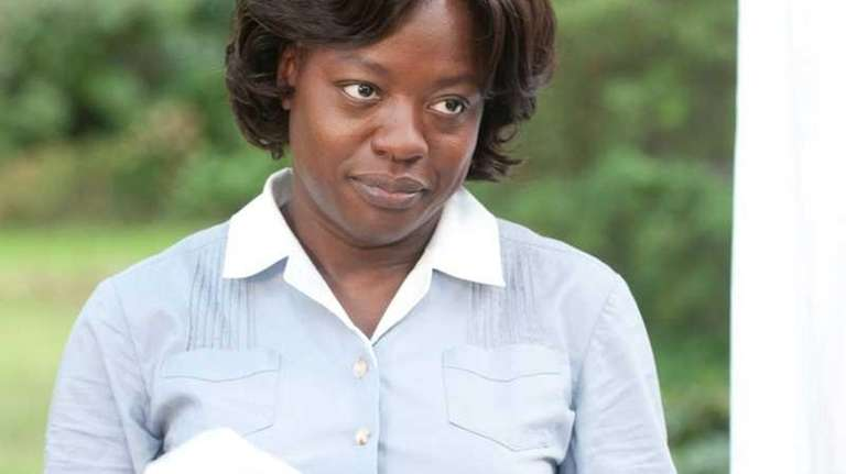 Academy Award nominee Viola Davis stars as courageous