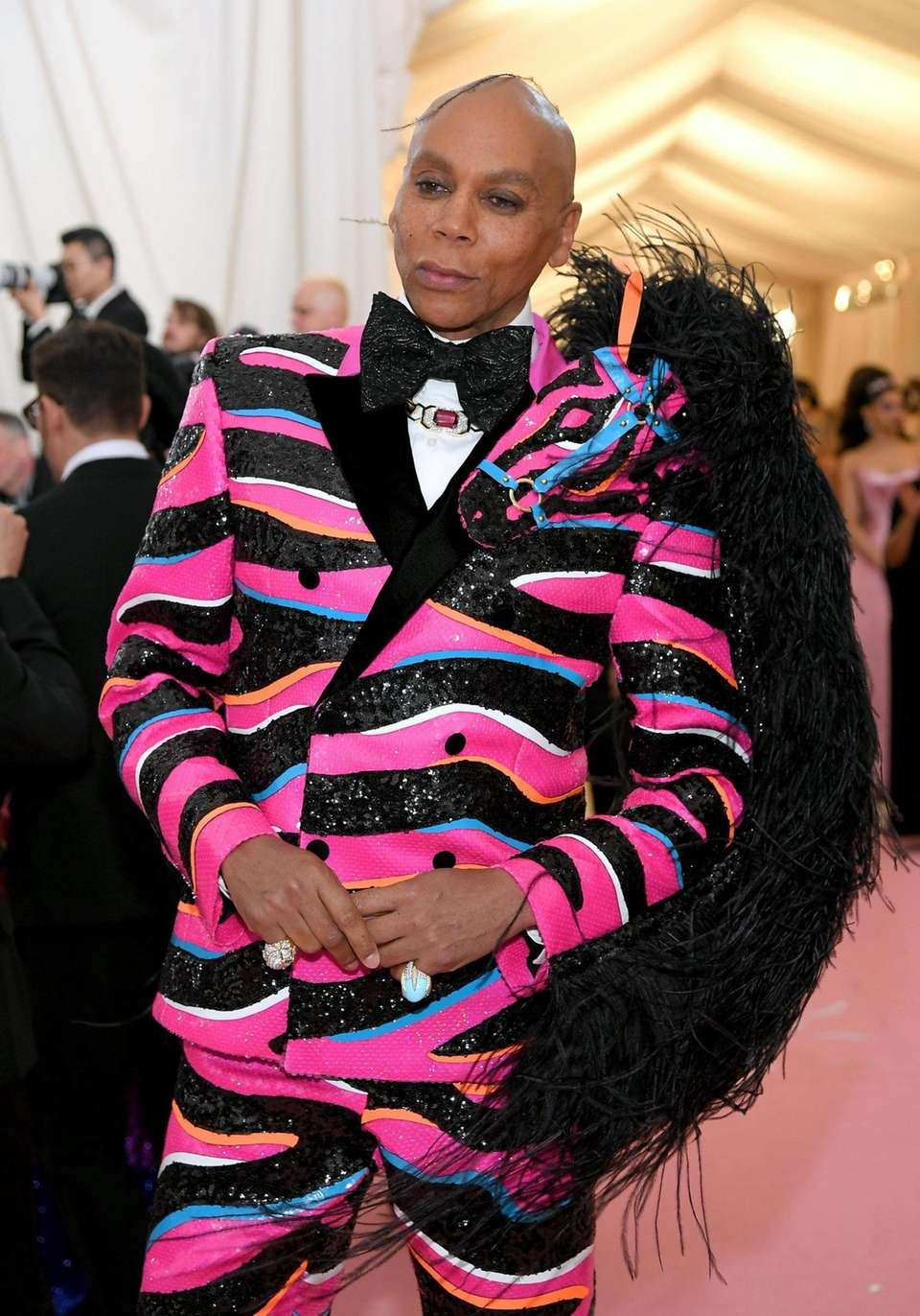 NEW YORK, NEW YORK - MAY 06: RuPaul