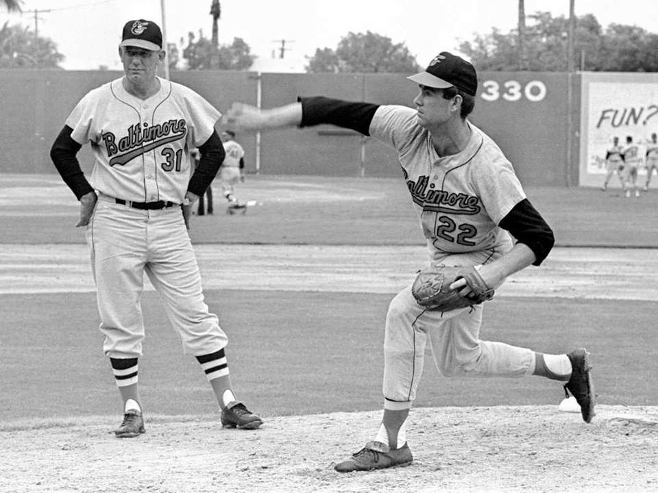 1969 BALTIMORE ORIOLES Record: 109-53 Manager: Earl Weaver