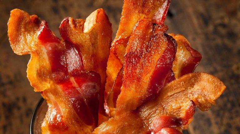Plattduetsche Park Restaurant's Baconfest is on Aug. 23