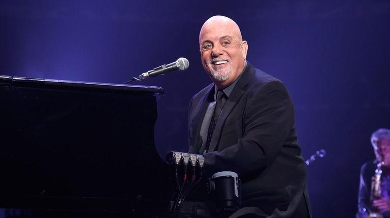 Billy Joel Talks Family, New Priorities