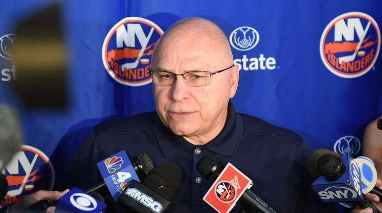 After winning a playoff series, expectations for Islanders will be higher next season