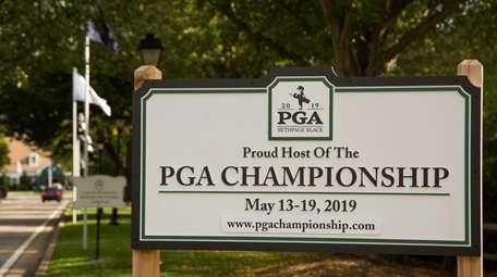 The PGA Championship at Bethpage State Park's Black