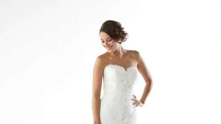 Kirstie Kelly Signature Collection wedding gown, sold exclusively