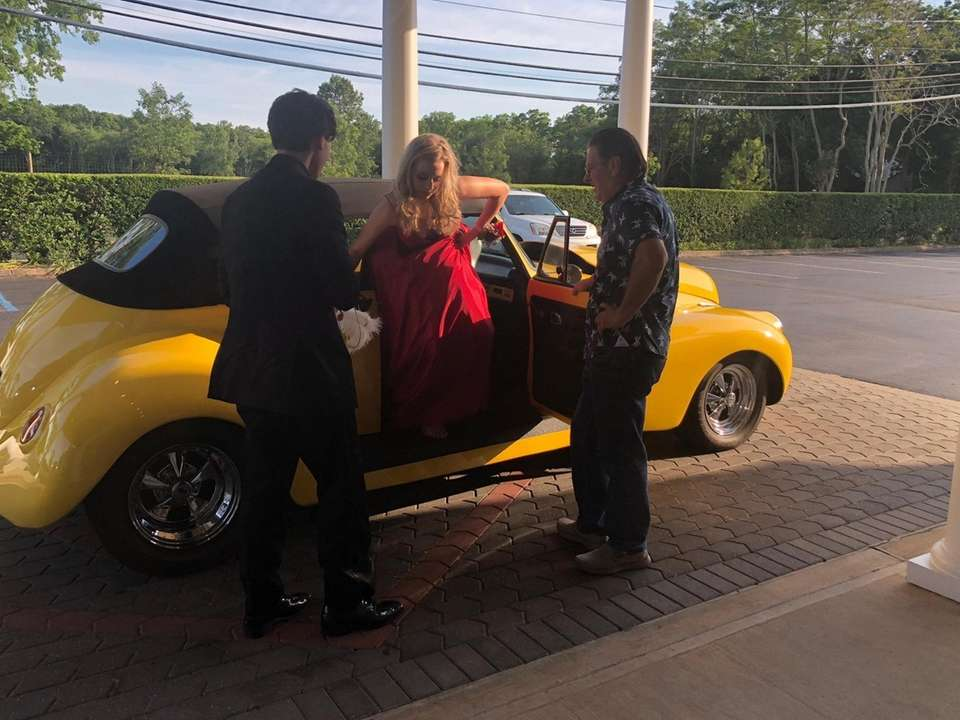 Mount Sinai High School held its prom at