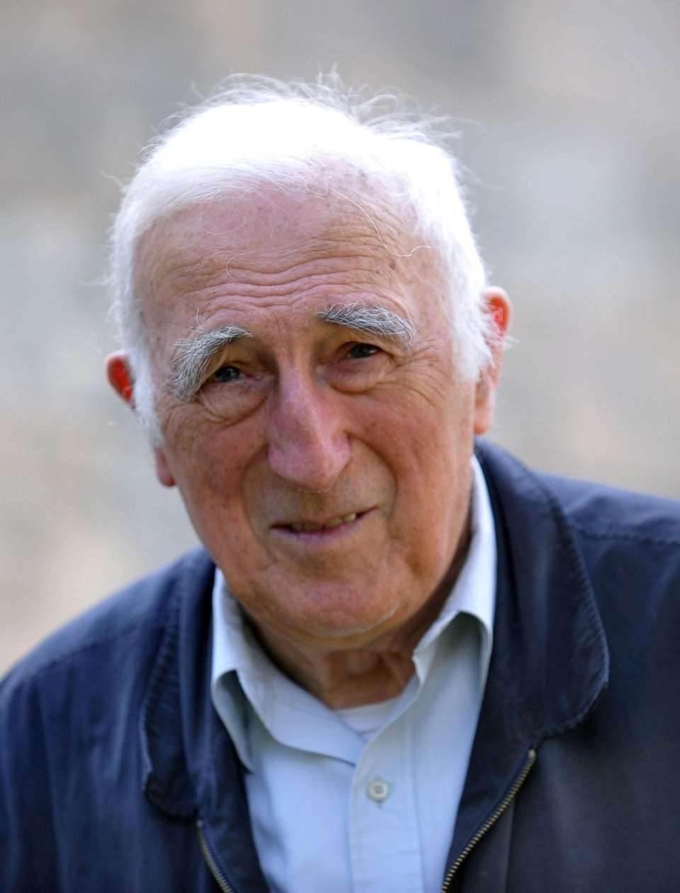Jean Vanier, a Canadian Catholic whose charity work