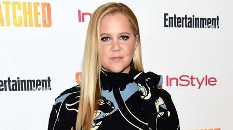 "Amy Schumer attends a special screening of ""Snatched"""