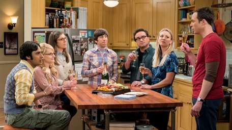 "The cast of ""The Big Bang Theory"" include"