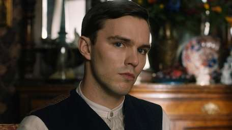 """Nicholas Hoult plays the title character in """"Tolkien."""""""