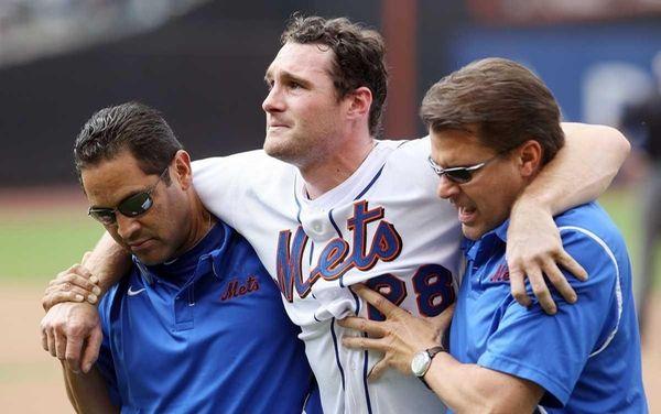 Daniel Murphy of the New York Mets is