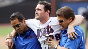 Daniel Murphy of the New York Mets is