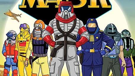 M.A.S.K. is awesome!