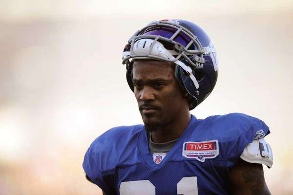 Aaron Ross #31 of the New York Giants