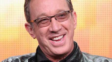 Executive producer/actor Tim Allen of the television