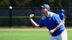 New York Institute of Technology baseball head coach