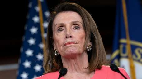 Speaker Nancy Pelosi said other committees might hold