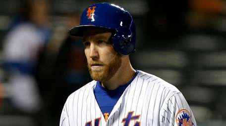 Todd Frazier of the New York Mets after