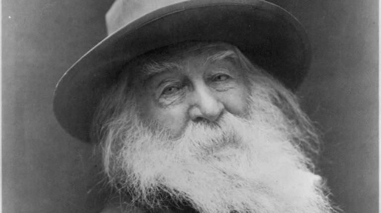 Celebrating Walt Whitman the Long Islander, 200 years after he was born