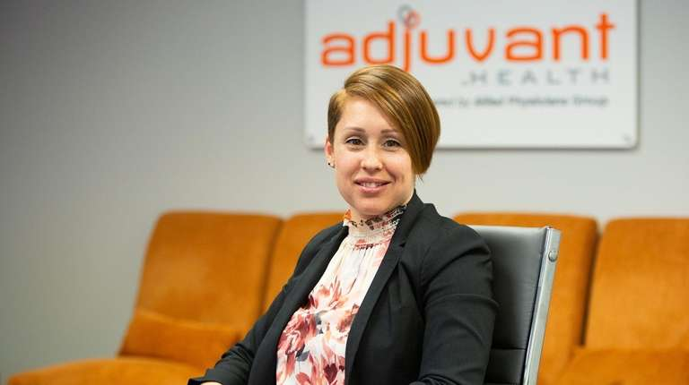 Megan Millevoy, chief people officer at Adjuvant.Health, at