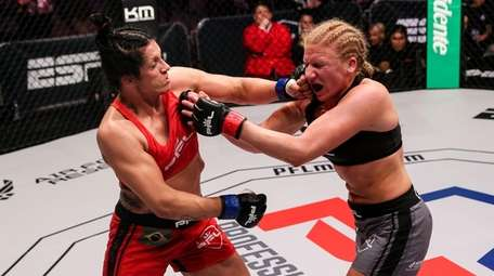 Roberta Samad defeated Moriel Charneski by unanimous decision