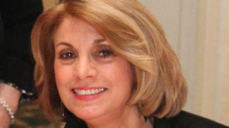 Nassau chapter president Rosemary Manuele Serra, of the