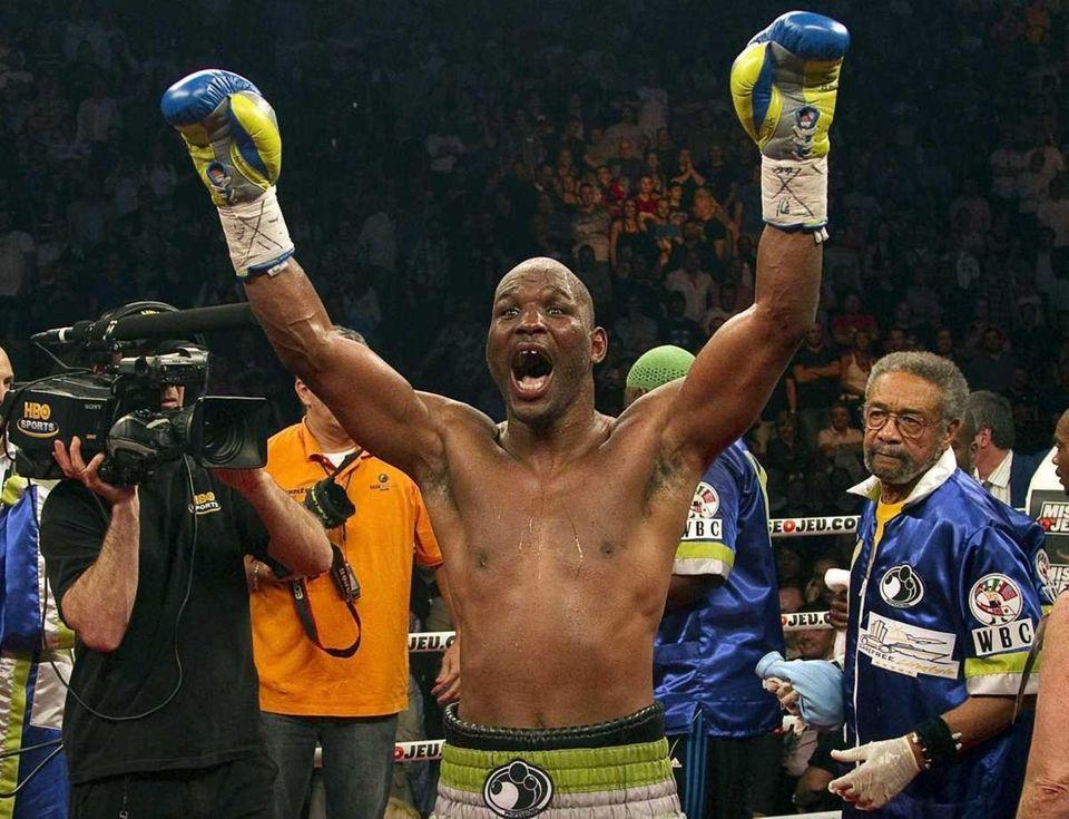 BERNARD HOPKINS, Boxing On May 21, 2011, Hopkins