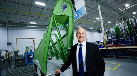 Douglas McCrosson, CEO of CPI Aero, said the