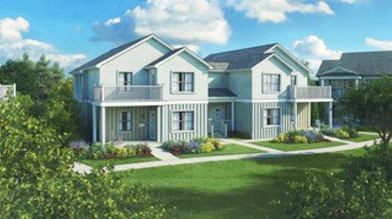 Gansett Meadow in Amagansett is to have seven