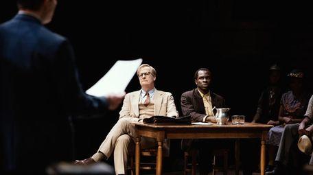 """Jeff Daniels and Gbenga Akinnagbe star in """"To"""