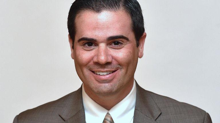 Nassau County Legis. John Ferretti (R-Levittown) is seeking