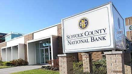Suffolk County National Bank in Riverhead.