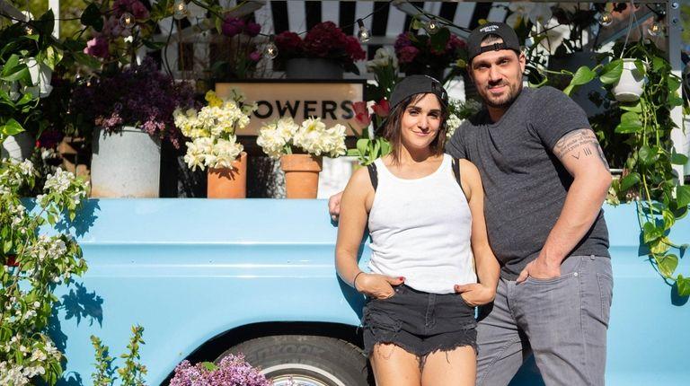 Huntington couple Marc Iervolino and Jaclyn Rutigliano launched