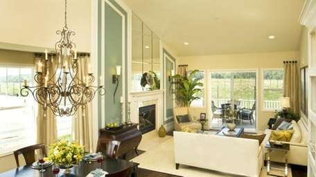 Meadowbrook Pointe Links and Spa, a 55-and-up community
