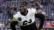New Jets running back Le'Veon Bell has not