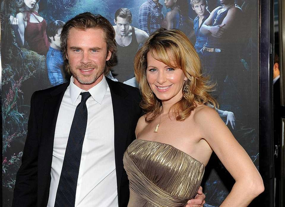 Parents:Sam Trammell and Missy Yager Children: Twins Gus