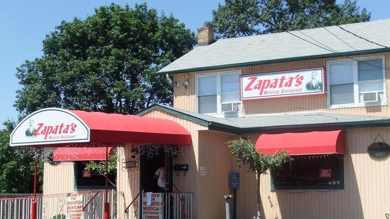 Zapata's, coming soon to Huntington Station